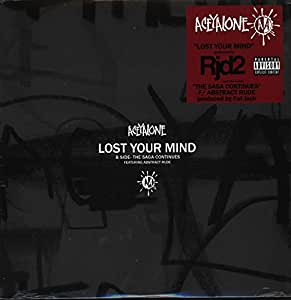 Aceyalone Lost Your Mind The Saga Continues Vinyl