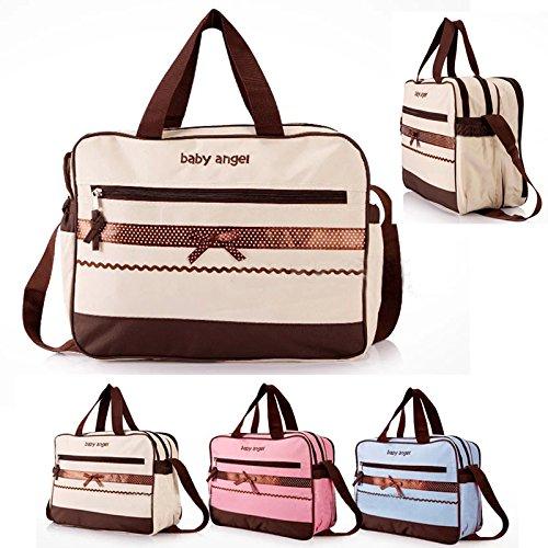Amazon.com : Bolsa termica classic diaper bag large capacity baby bag bolsa maternidade organizador maternity bags women bags for babies : Baby