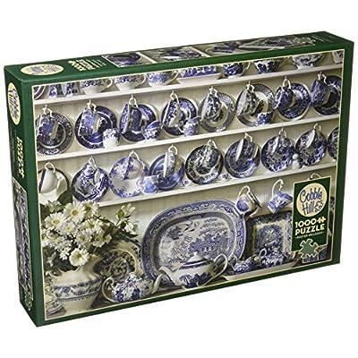 Cobblehill 80064 1000 Pc Puzzle Motivo Cina Vari