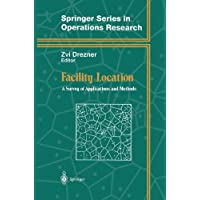 Facility Location: A Survey of Applications and Methods