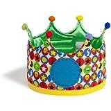 Micumacu Símbolos Corona cumpleaños Color verde Petit Estudi SCP CG0171