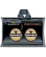 Guinness Label Cufflinks