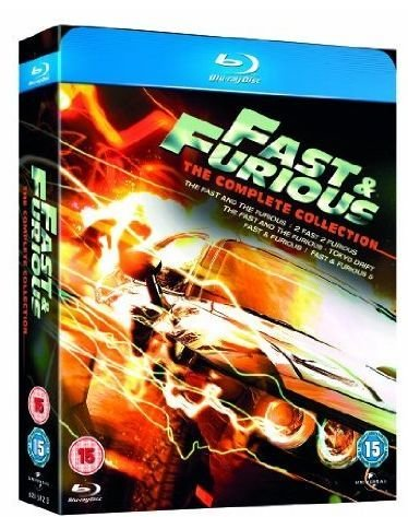 fast and furious package - 1