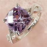 Especial Tourmaline White Topaz Gemstone Silver Jewelry New Ring Size 6 7 8 9#by pimchanok shop (9)