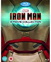Iron Man 3 Movie Collection: (Iron Man / Iron Man 2 / Iron Man 3)