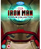 Iron Man 1-3 Complete Collection [Blu-ray] [Import]