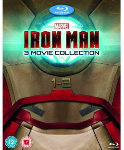 Iron Man 3 Movie Collection: Iron Man / Iron Man 2 / Iron Man 3 - Movie Trilogy Collectors