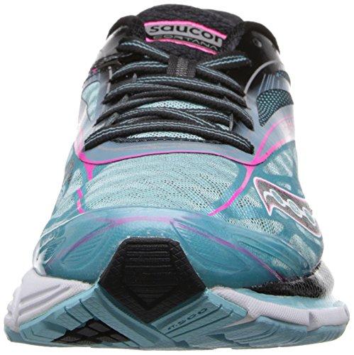 Shoe Black 4 Blue Cortana Running Saucony Women's Pink If0Zq