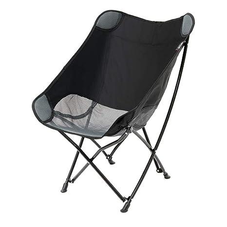 Taburete plegable portátil Silla ligera para acampar Al aire ...
