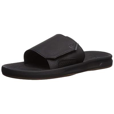 Quiksilver Men's Travel Oasis Slide Sandal: Shoes