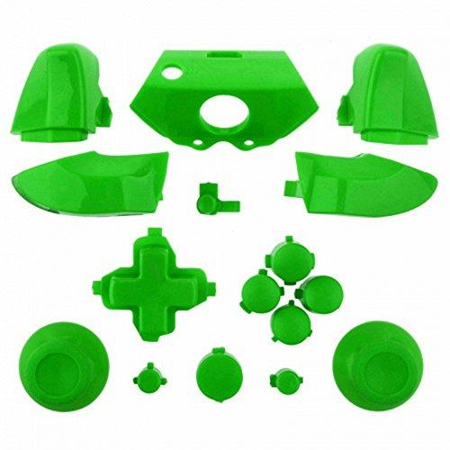 custom green xbox one controller - 6