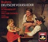 Brahms%3A Deutsche Volkslieder %28German