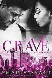 CRAVE: Deceptive Desires #3 (Romantic Suspense)