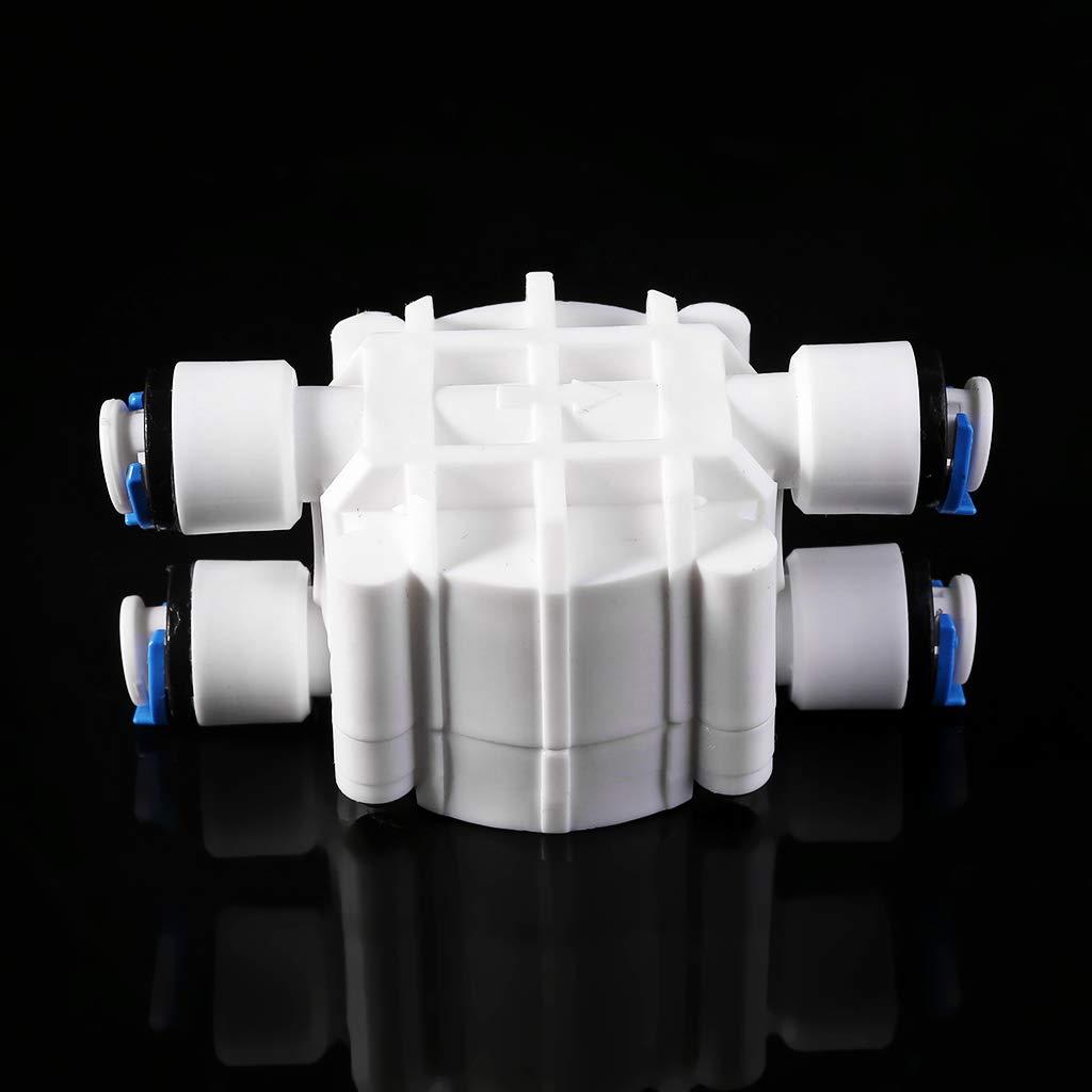 Erisl Sistema di osmosi inversa per purificatore dAcqua Valvola di spegnimento Automatico a 4 Vie
