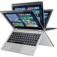 Lenovo Yoga 710 2-in1 11.6 1920x1080 LED touchscreen laptop (2017 Newest), Intel Core i5-7Y54 dual-core processor 1.2GHz, 8GB RAM, 128GB SSD, 802.11ac, Bluetooth, HDMI, HD Webcam, Windows 10