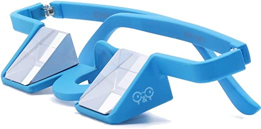 Y&Y Gafas de aseguramiento Plasfun (Azul)