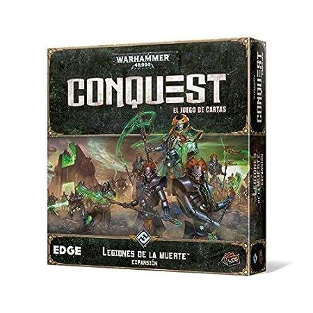 Fantasy Flight Games- Warhammer 40000 Legiones de la Muerte ...