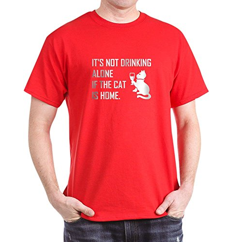 CafePress IT39;S Not. T-Shirt - 100% Cotton T-Shirt (Red Rock Merlot Winery)