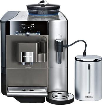 Siemens TE716501DE EQ.7 - Cafetera automática, color granito: Amazon.es: Hogar