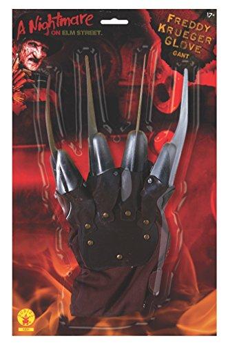 Nightmare Elm Street Freddy Glove
