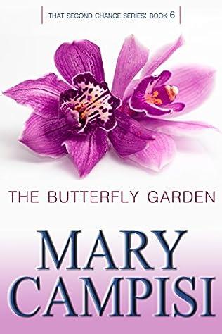 book cover of the butterfly garden - Butterfly Garden Book