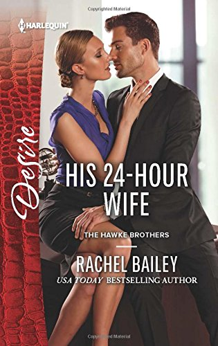 book cover of His 24-Hour Wife