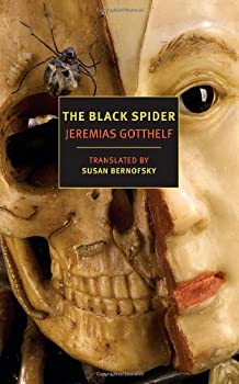 The Black Spider by Jeremias Gotthelf Horrible Monday science fiction book reviews