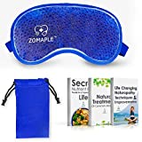 Best Cold Eye Mask For Puffy Eyes - Cooling Eye Mask Cold Gel Compress Pack Review