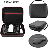 DZT1968 1pc Hard Protective Shockproof waterproof Bag Portable Case Storage Bag for DJI Spark Drone & Accessory 24x18.5x7.5cm