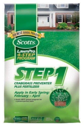 Scotts 39180 Crabgrass Preventer Fertilizer