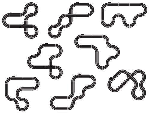 Search besides B003fgwhl6 besides SiteMap additionally Trackmate Wiring Diagram moreover How To Wiring Carrera Slot Car Tracks. on home slot car tracks