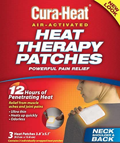 Ice & Hot Packs: Cura-Heat