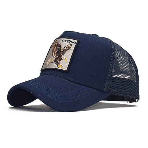 sdssup Gorra de Malla de algodón Gorra de béisbol para Mujer Gorra ...