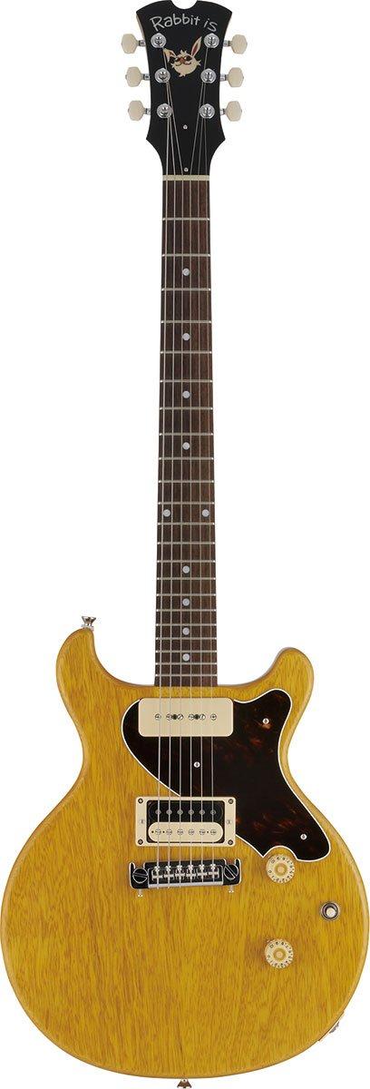 割引購入 Rabbit is エレキギター エレキギター USA-2 USA-2 ナチュラル ナチュラル ピックガードあり B00QJQHFVG, 宇土市:cd182cda --- lesgamin.me