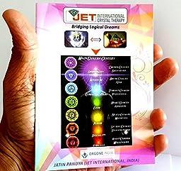 Black Tourmaline Chakra Orgone Pyramid Free Booklet Jet International Crystal Therapy