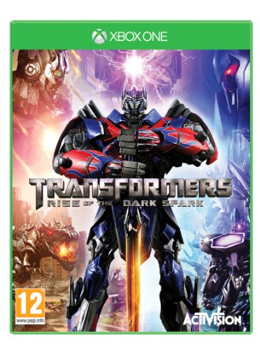 Price comparison product image Transformers Rise Of The Dark Spark Microsoft XBox One Game UK