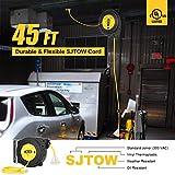 Suraielec 12 Gauge Extension Cord Reel, 45 FT