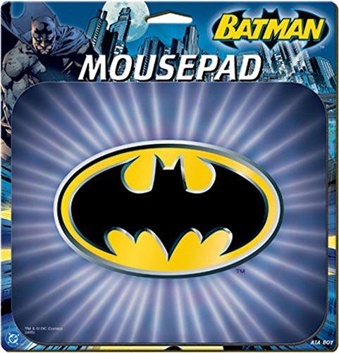 Ata-Boy DC Comics Batman Logo Mouse Pad