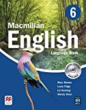 img - for Macmillan English 6 Lang Bk book / textbook / text book