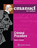 img - for Emanuel Law Outlines for Criminal Procedure book / textbook / text book