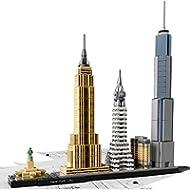 [Sponsored]LEGO Architecture New York City 21028, Skyline Collection, Building Blocks