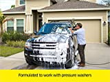 Karcher Car Wash & Wax Soap for Pressure Washers, 1 Gallon