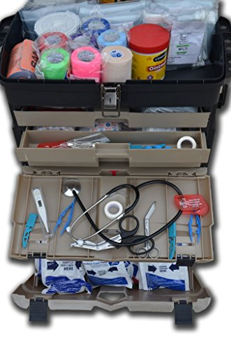 The Professional Equine First Aid Medical Kit by EquiMedic, USA (Image #3)