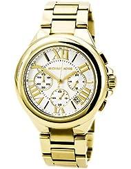 Michael Kors Womens MK5635 Camille Gold Watch