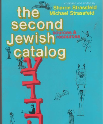 The Second Jewish Catalog: Sources and Resources