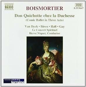 Duchesse / S. Van Dyck · R. Biren · M. Hall · P. Gay · Le Concert