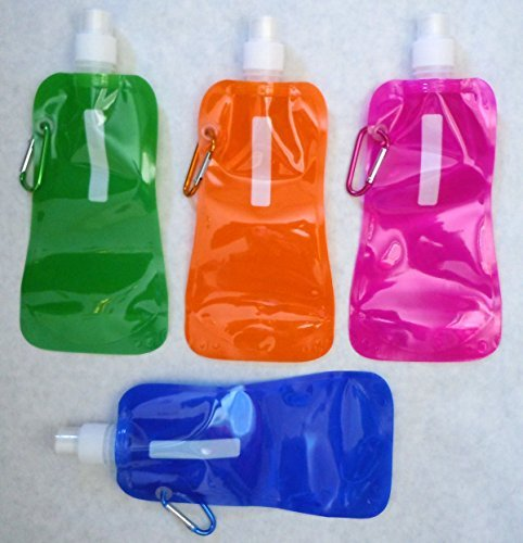 Water2Go-Flexible-Collapsible-Foldable-Reusable-Water-Bottles-Set-of-4