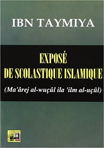 Téléchargements de livres électroniques en ligne Exposé de scolastique islamique 284161039X PDF DJVU FB2