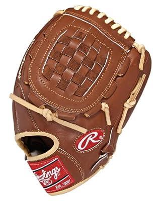 Rawlings Pro Preferred 12-inch Infield Baseball Glove (PROS20BR)
