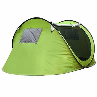 GUO 4 personnes tente automatiquement de plein air camping plage sauvage